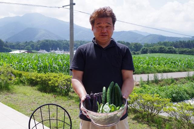 トリニティー野菜②